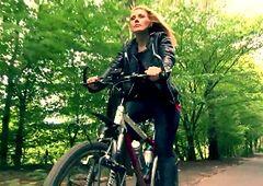 Anita Demianowicz - podróż rowerem dookoła Polski