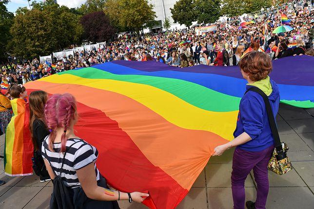 Przeszedł pierwszy Marsz Równości w historii Szczecina. Nie obyło się bez ekscesów