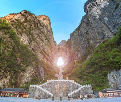 Brama do Nieba przyciąga co roku miliony turystów