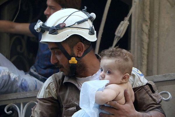 Raport ONZ: armia syryjska dokonała ataku chemicznego