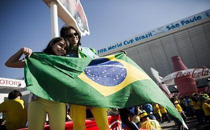 Stadionom w Brazylii po mundialu grożą straty