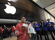 Apple składa wniosek o zakaz sprzedaży smartfonów Samsunga