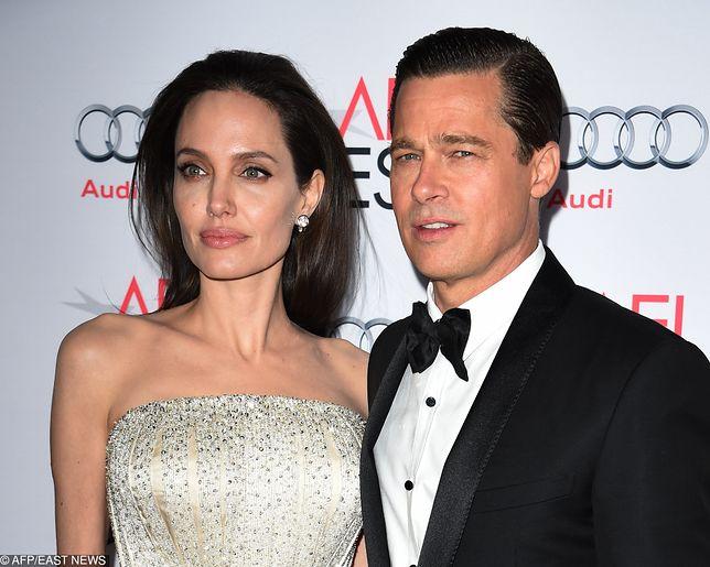 Angelina Jolie i  Brad Pitt znowu spotkają się w sądzie