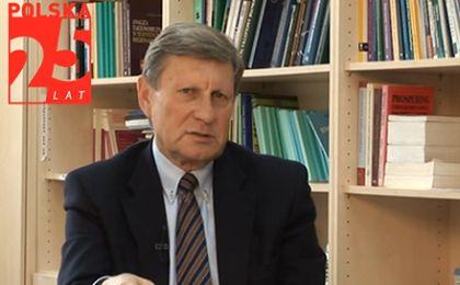 Balcerowicz: Polska ma za sobą najlepsze ćwierćwiecze od 300 lat