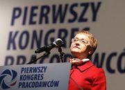 Henryka Bochniarz: Potrzebne są zmiany kompleksowe