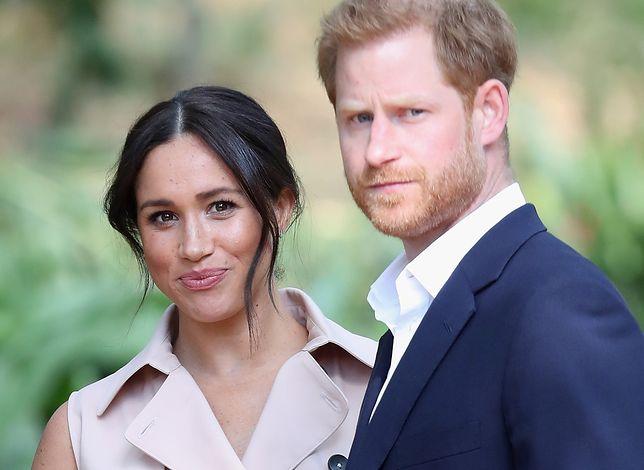 Harry i Meghan spłacili remont swojej brytyjskiej rezydencji