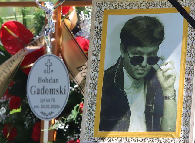 Bohdan Gadomski zmarł 24 marca. Dalej nie wiadomo, co dokładnie się stało