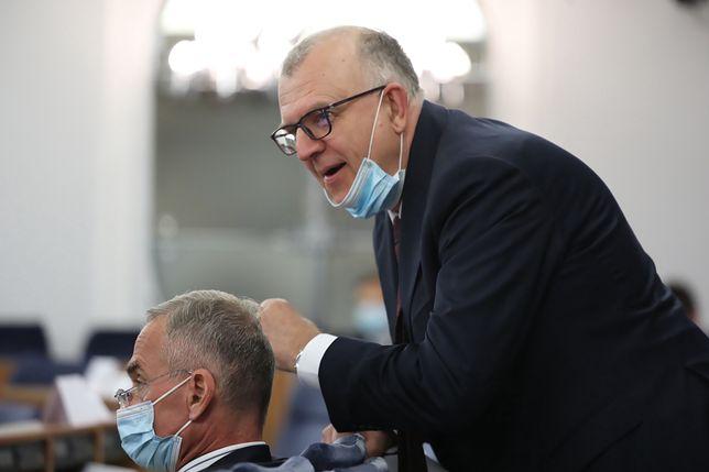 Kazimierz Michał Ujazdowski dołączy do klubu PSL-Koalicja Polska