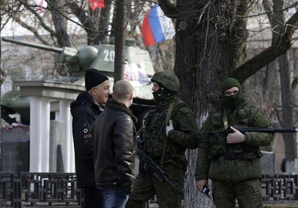 Rosyjska Rada Federacji zgodziła się na użycie wojsk na Ukrainie