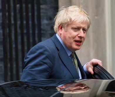 Brexit. Boris Johnson, premier Wielkiej Brytanii