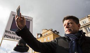 Opozycja wykonuje ciężką pracę na Instagramie (zdjęcie archiwalne, z poprzedniej kadencji Sejmu)