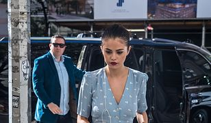 Selena Gomez była niedawno widziana w Nowym Jorku
