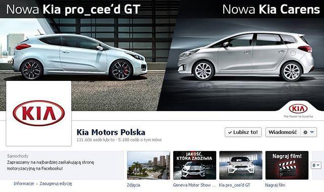 Facebook giełdą samochodową przyszłości?