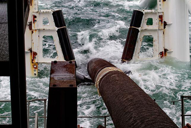 USA ostrzegają Danię przed rosyjskim gazociągiem