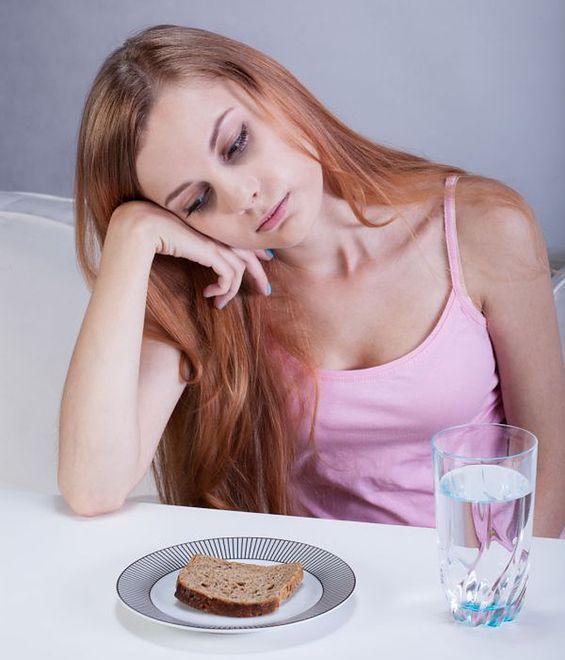 Walcz z anemią jedzeniem