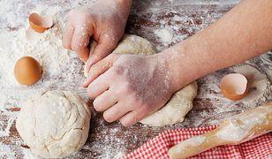 Sekretem smaku pizzy jest odpowiednio przygotowane ciasto