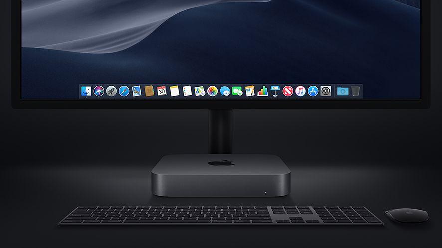 Mac Mini z października 2018 / Apple
