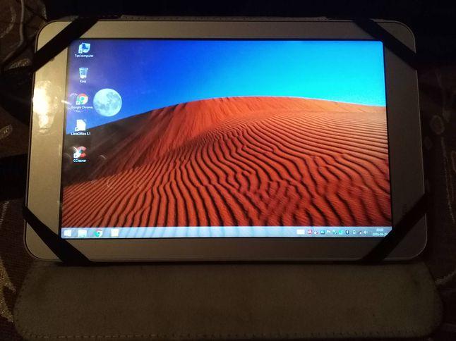 Poprzednik mojego iPad'a - Toshiba Encore II (źródło: Archiwum AlbatrosaZippy)