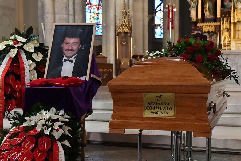 Pogrzeb Krzysztofa Krawczyka. Znani żegnają wielkiego muzyka