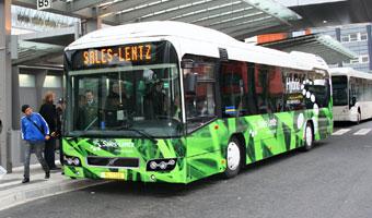 Hybrydowe autobusy Volvo powstaną w Polsce