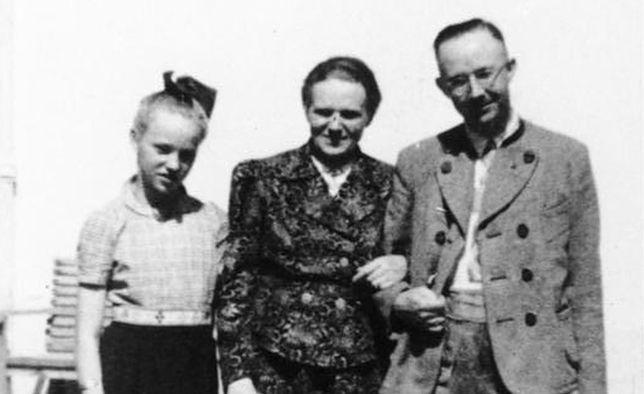 Niemcy przyznają: córka Himmlera pracowała po wojnie dla wywiadu RFN