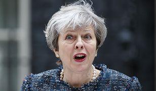 Premier May powinna podać się do dymisji? Brytyjczycy zajęli stanowisko