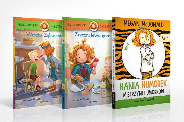 Powstała kolejna z cyklu książek o Hani