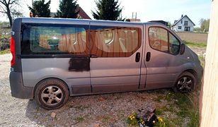 Elbląg: policjanci zatrzymali podejrzanego o kradzież busa dla niepełnosprawnych dzieci