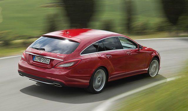Mercedes CLS Shooting Brake: sportowe kombi