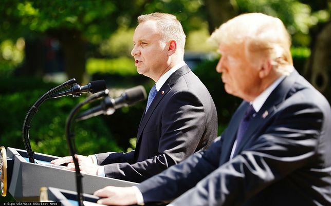 Zamieszki w USA. Kancelaria Prezydenta RP Andrzeja Dudy wydała oświadczenie