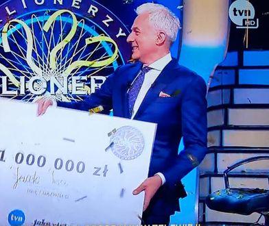 """W 20. sezonie """"Milionerów"""" padła główna wygrana"""