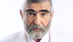 """Janusz Rewiński w spocie wyborczym PiS. Pokazał """"piekielną Polskę Grzegorza"""""""