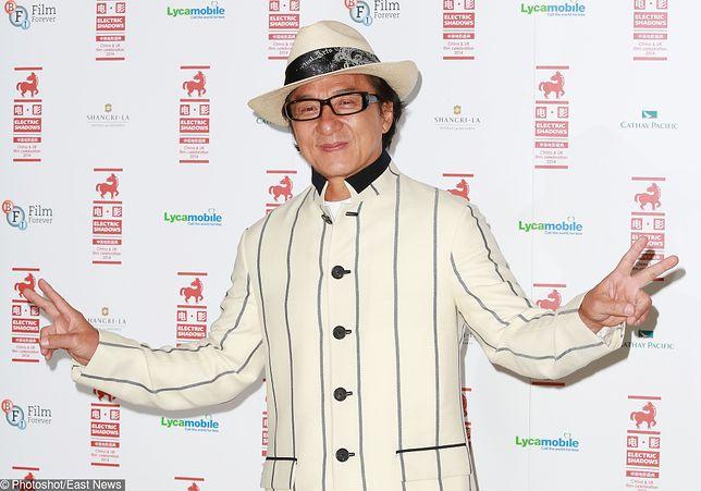 Nie chciał być drugim Bruce'em Lee, tylko pierwszym Jackie Chanem