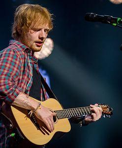 Ed Sheeran był bliski alkoholizmu