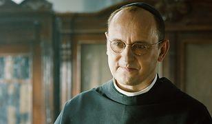 Adam Woronowicz jako św. Maksymilian Kolbe
