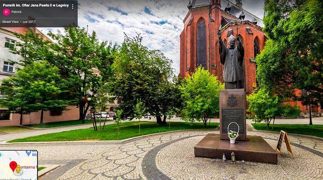 """Legnica. Jan Paweł II atakowany. Efekty dokumentu """"Don Stanislao"""""""