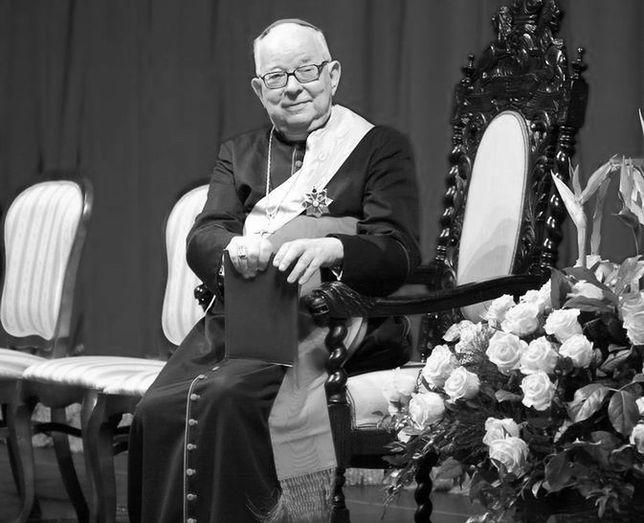 Henryk Gulbinowicz nie żyje. Abp Stanisław Gądecki prosi Boga o przebaczenie dla zmarłego