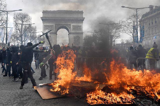 Paryż - sobota 16 marca