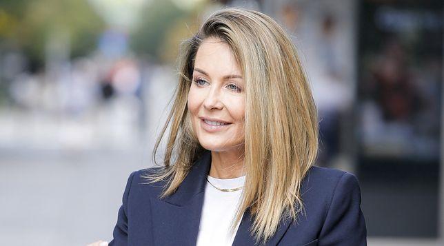 Małgorzata Rozenek-Majdan pokazała, jak wygląda po nieprzespanej nocy