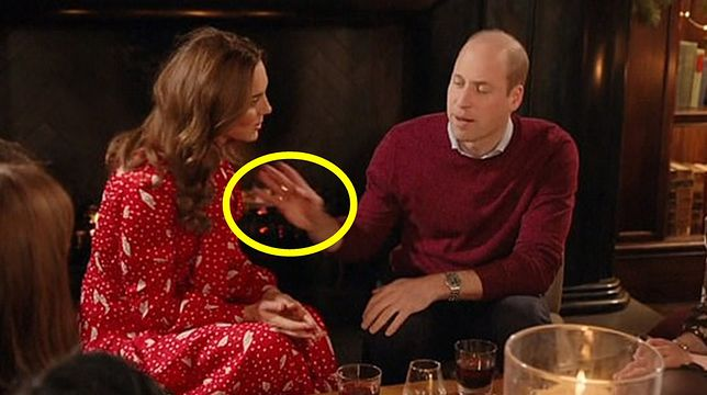 Kate i William przyłapani. Księżna nie chciała czułości męża?