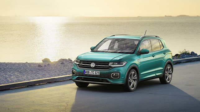 Volkswagen T-Cross to nowy crossover, który jest alternatywą dla samochodu używanego