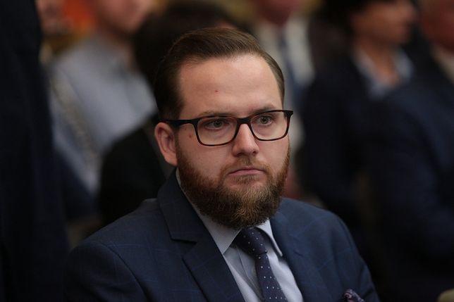 Kielce. Karol Wilczyński o szczepieniu na COVID-19 poza kolejnością