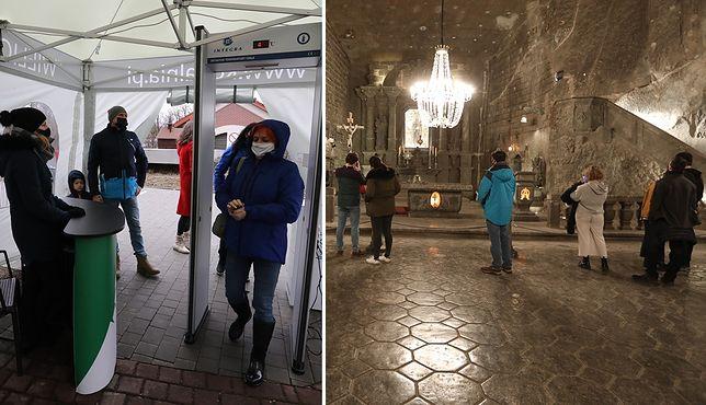Wieliczka. Pierwsi turyści już zwiedzili wielicką kopalnię (Fot.: R. Stachurski, wieliczkacity.pl)