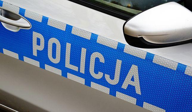 Wypadek na S8 na wysokości Nagoszewa (Fot.: policja.gov.pl)