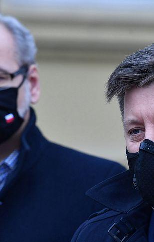 Szczepienia na COVID. Premier Mateusz Morawiecki spotkał się z przedstawicielami opozycji