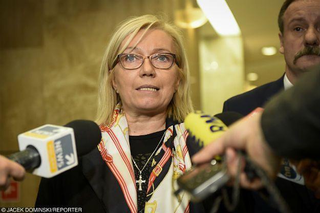 Julia Przyłębska: nie wiem, czego boją się sędziowie