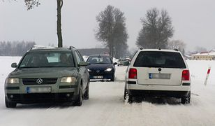Odszkodowanie za uszkodzenie samochodu na nieodśnieżonej drodze