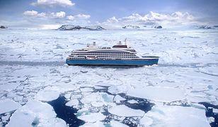 Luksusowy lodołamacz wypłynie w morze w 2021 roku