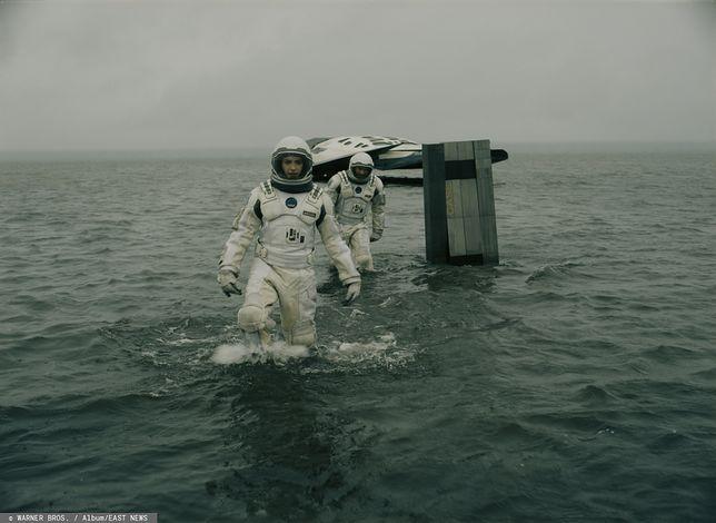 Scena z filmu Interstellar