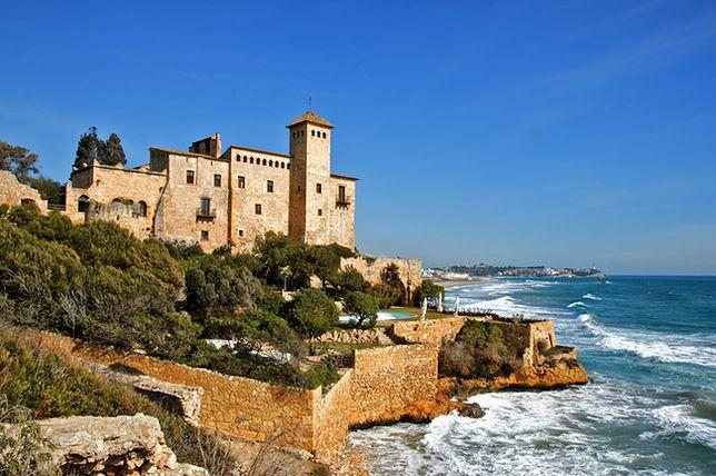 Zamek Tamarit, Tarragona, Hiszpania